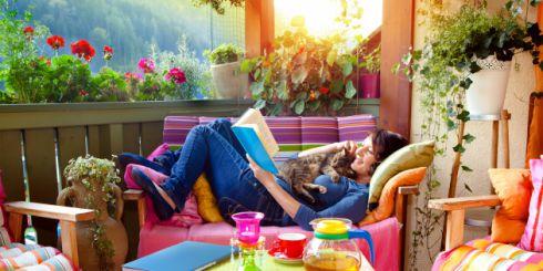 Як створити літній інтер'єр в будинку
