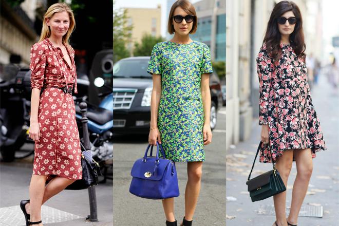 6073e4b31d1653 Сукня в квітковий принт - тренд літнього сезону | МіЛеді | Сайт про ...