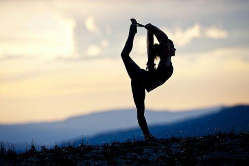 Йога для початківців [ВІДЕО]