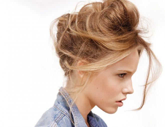 4 невимушених зачіски на кожен день (ВІДЕО)