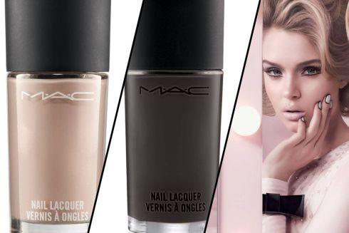Компания МАС выпустила макияж для ногтей
