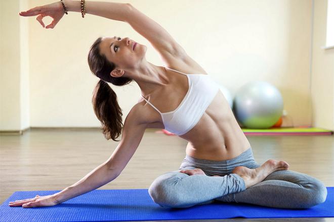 Широкі стегна: на допомогу прийде комплекс з йоги