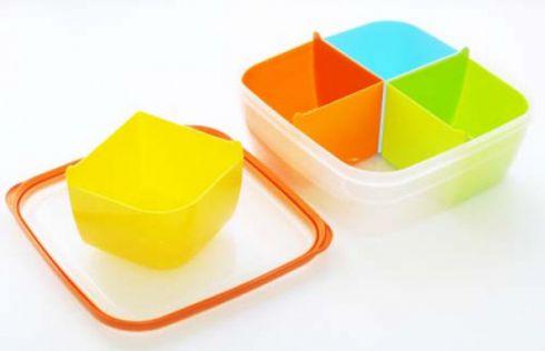 Топ - 5 контейнерів для ланчу [ФОТО]