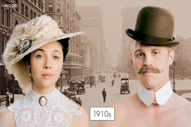 Як змінювалась мода на шляпи? [ВІДЕО]
