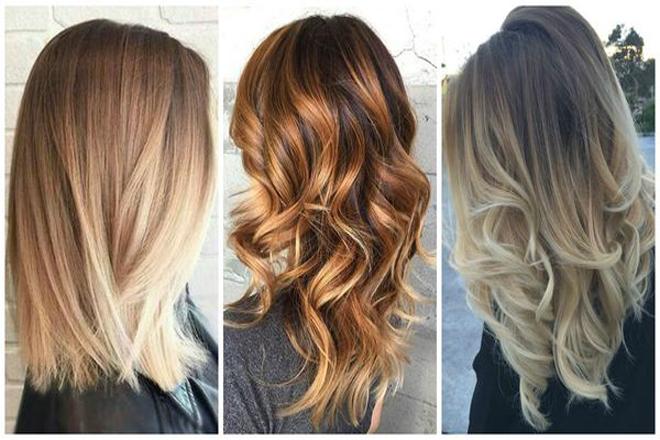 3 наймодніші техніки фарбування волосся