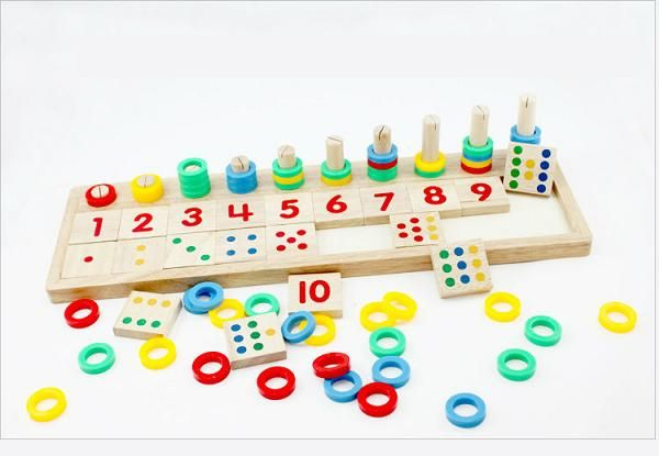 5 фактів про іграшки Монтессорі