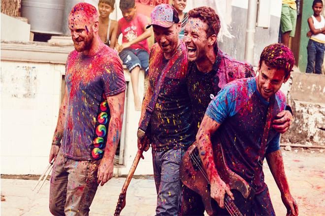 Coldplay презентував приголомшливо красивий кліп [ВІДЕО]