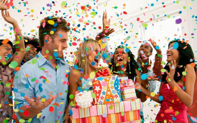 Как и где отпраздновать день рождения