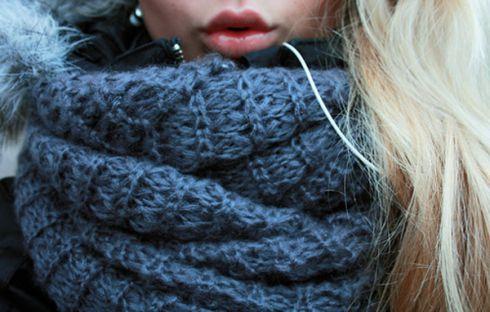 Зірковий приклад: як носити шарф [ФОТО]