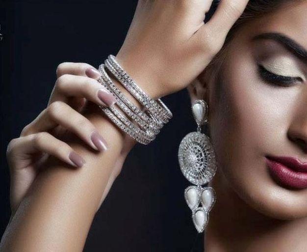 Все про серебряные украшения с эмалью