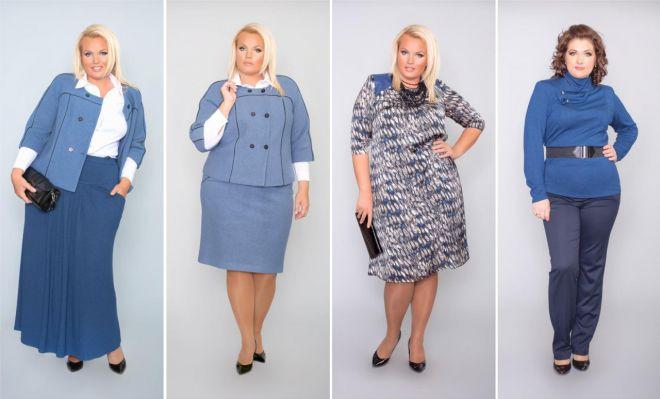 Одежда больших размеров на лето - особенности, критерии выбора, рекомендации