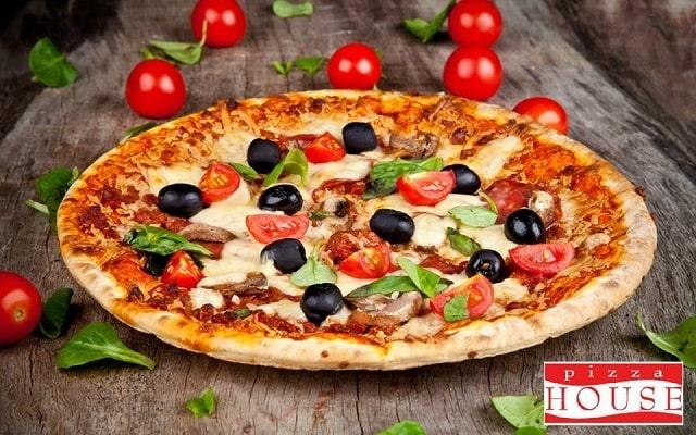 Pizza House – вкуснейшие пицца и суши на ваш выбор