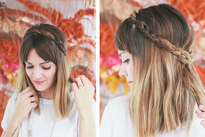 5 крутих зачісок для короткого волосся