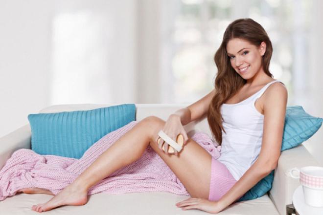 Як робити антицелюлітний масаж вдома?