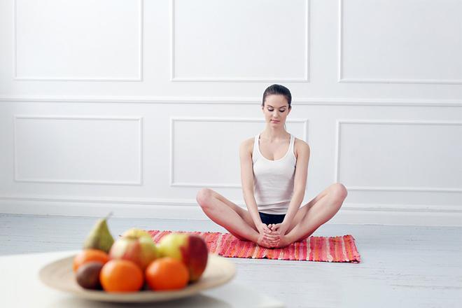 9 правил харчування від йогів