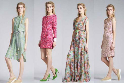 Колір літнього вбрання 2014