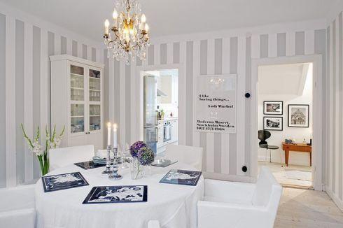 Сказочные апартаменты в скандинавском стиле (ФОТО)