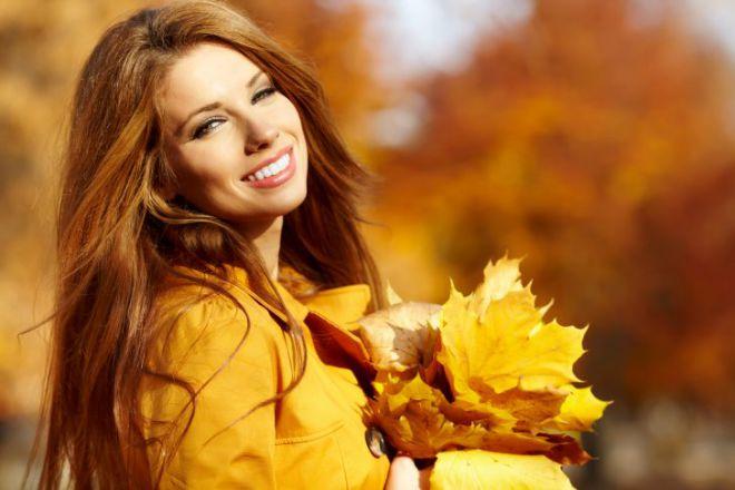 Как ухаживать за лицом и волосами в прохладное время года