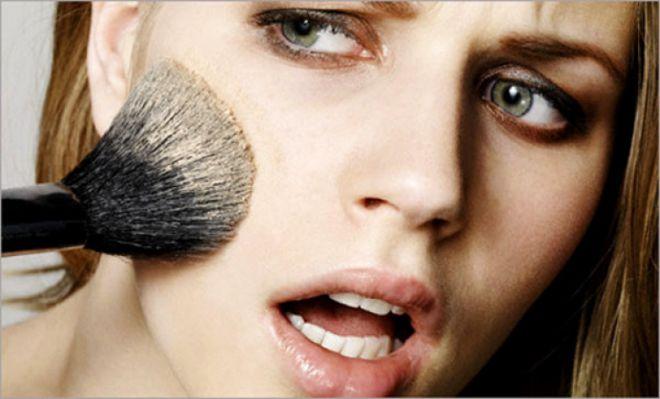 Як уникнути помилок в нанесенні макіяжу