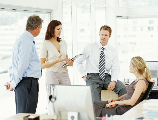 Як себе поводити на новій роботі?