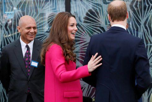 Герцогиня Кембриджська оформила дитячу в рожевих кольорах