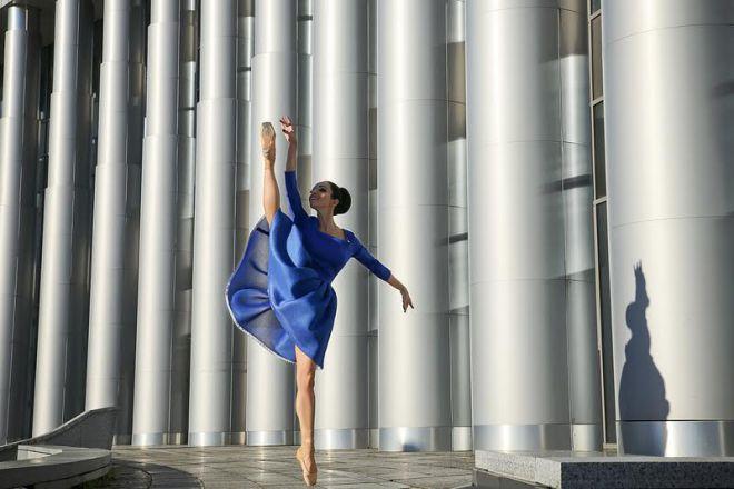 Рецепт стрункості від балерини Катерини Кухар