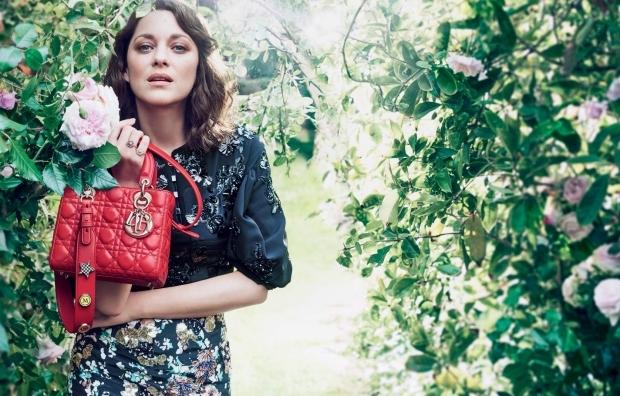 Неймовірна Маріон Котійяр у рекламі бренду Dior
