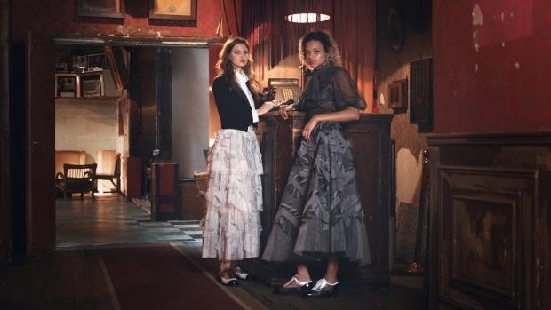 Сальса у взутті від Chanel (відео)