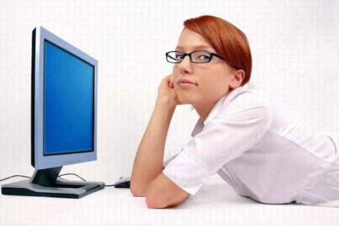 Несколько способов похудеть при сидячей работе