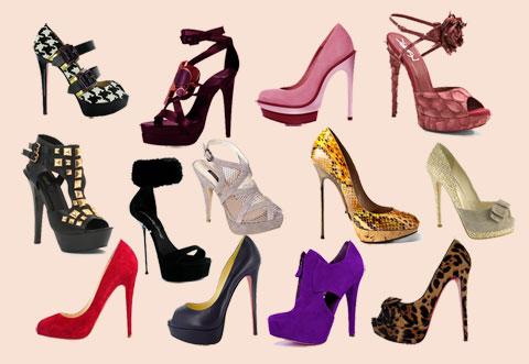Женские туфли мода 2014