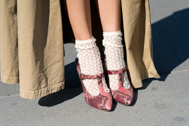 Взуття: тренди сезону осінь 2016