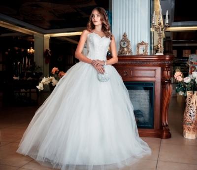 Какие свадебные платья модные в 2016 году