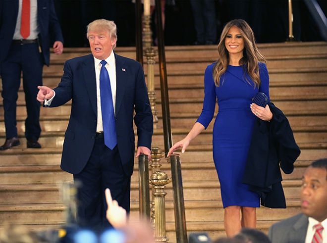 Стиль першої леді: який одяг обирає Меланія Трамп (ФОТО)