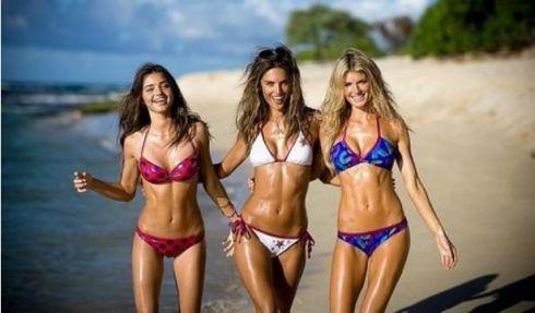 5 упражнений для сексуального тела