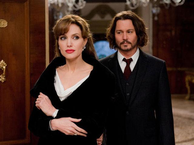 Вірити чи ні: Анджеліна Джолі зустрічається із Джонні Деппом
