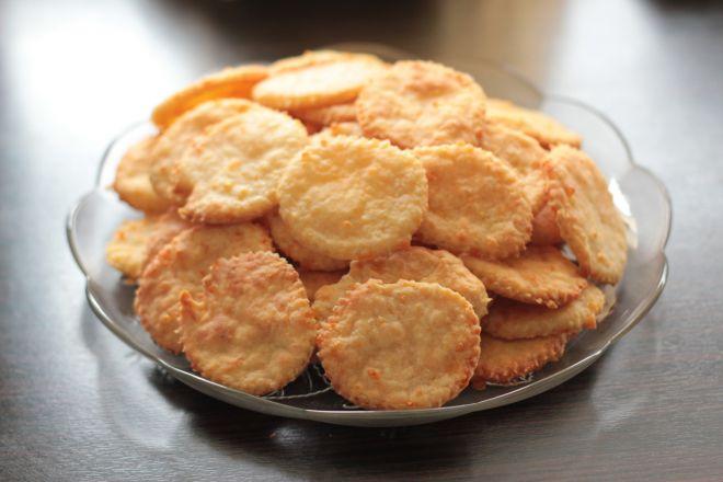 Швидкий та смачний рецепт печива з творога
