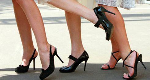 Как правильно выбирать и носить каблуки