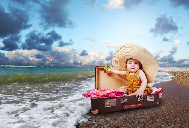 Какую одежду стоит брать ребенку в отпуск