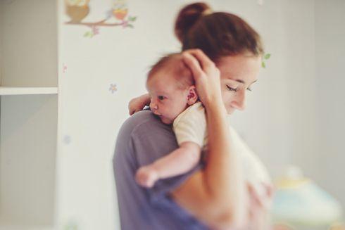 5 порад для молодої мами як не збожеволіти