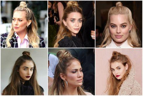 Как носить распущенные волосы