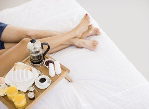 5 оригінальних ідей для сніданку в ліжко