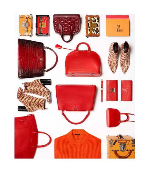 4 модні кольори нового сезону від Louis Vuitton [ФОТО]