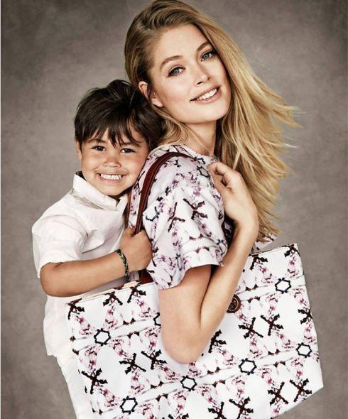 Найвідоміші моделі і їх красиві діти [ФОТО]