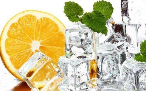 Новые, очень интересные рецепты косметического льда!