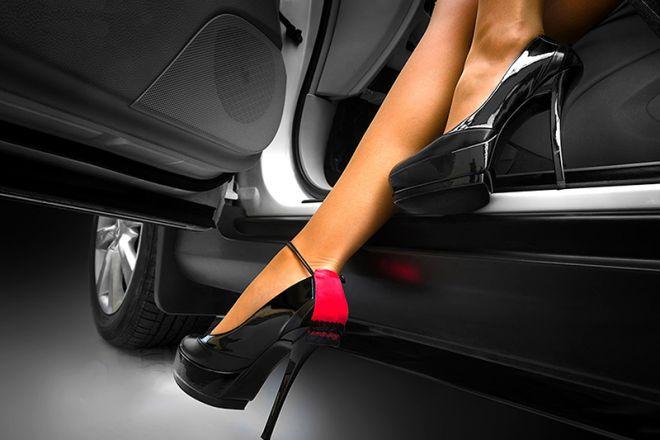 Как вести себя с машиной настоящей леди