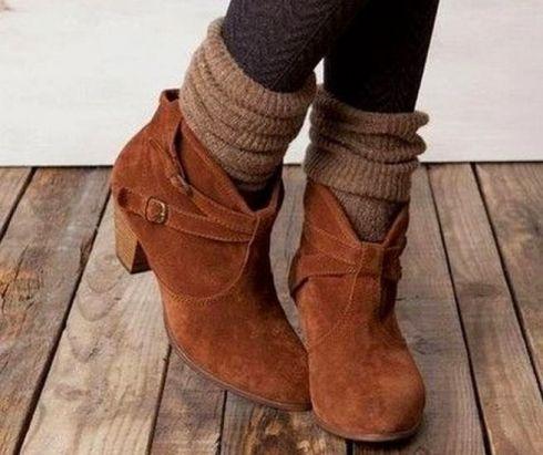 Як обрати зимові чоботи