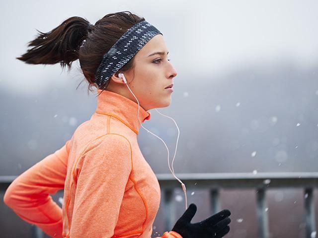 4 поради від олімпійської призерки, як правильно бігати взимку