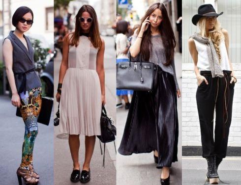 Свіжі тенденції з вулиць модних міст [ФОТО]