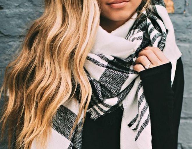 Тренд сезону: які шарфи модні цієї зими (ФОТО)