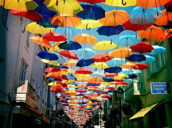 Колір має значення, або як підібрати парасольку, щоб бути у тренді